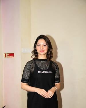 Tamanna Bhatia - Photos: Screening Of Telugu Film F2 at Cinepolis Andheri