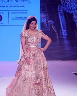 Soha Ali Khan - Photos: BTFW 2018 - Day 3 - Pallavi Goyal Show