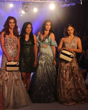Photos: Celebs Walk The Ramp During The Exhibit Tech Fashion Tour | 1607636