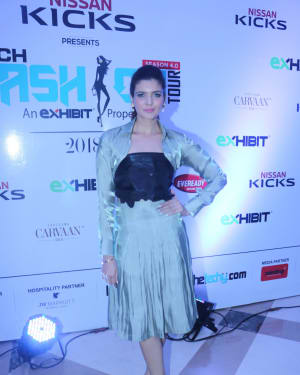 Ihana Dhillon - Photos: Celebs Walk The Ramp During The Exhibit Tech Fashion Tour