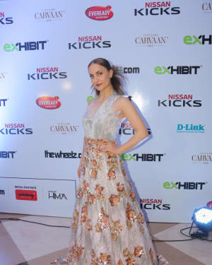 Elli Avram - Photos: Celebs Walk The Ramp During The Exhibit Tech Fashion Tour | 1607637