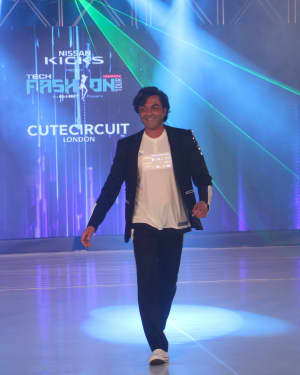 Bobby Deol - Photos: Celebs Walk The Ramp During The Exhibit Tech Fashion Tour | 1607643