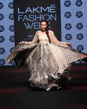 Karisma Kapoor - Photos: Celebs at Lakme Fashion Week Day 3