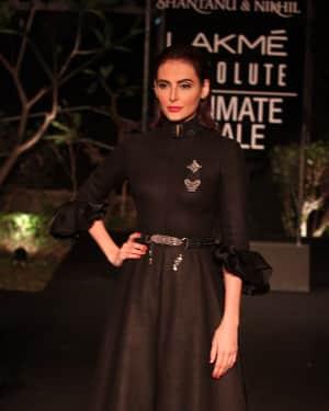 Mandana Karimi - Photos: Celebs at Lakme Fashion Week Day 3