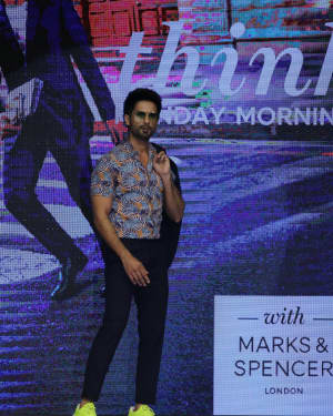 Shahid Kapoor - Preview of Marks & Spencer Spring Summer Collection 2019