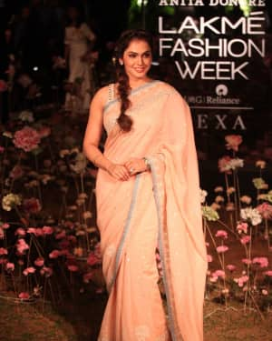 Anita Dongre Fashion Show - Lakme Fashion Week 2019 Day 2