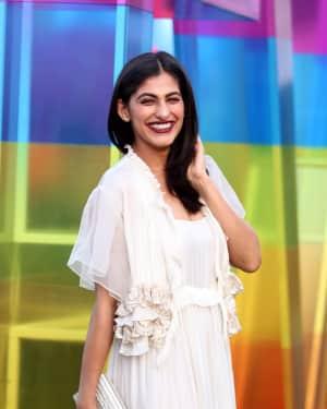Kubbra Sait - Photos: Lakme Fashion Week 2019 Day 2