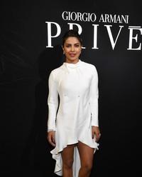 Priyanka Chopra - Giorgio Armani Prive Haute Couture FW17 Show | Picture 1514619