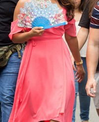 Priyanka Chopra On Set Isn't It Romantic | Picture 1517061