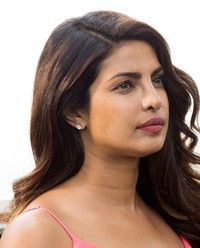 Priyanka Chopra On Set Isn't It Romantic
