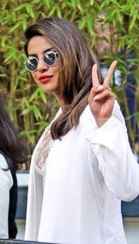 Priyanka Chopra - Celebrities at the ITV Studios | Picture 1501701