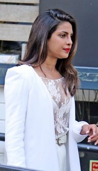 Priyanka Chopra - Celebrities at the ITV Studios | Picture 1501702