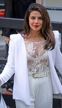Priyanka Chopra - Celebrities at the ITV Studios | Picture 1501704