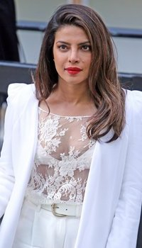 Priyanka Chopra - Celebrities at the ITV Studios