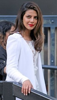 Priyanka Chopra - Celebrities at the ITV Studios | Picture 1501703