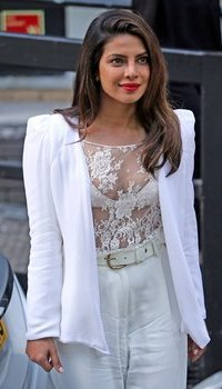 Priyanka Chopra - Celebrities at the ITV Studios | Picture 1501705