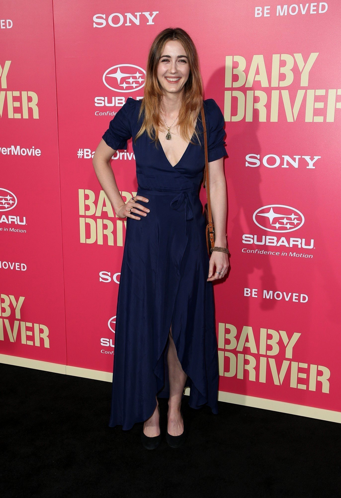 Watch Madeline zima baby driver premiere in los angeles video