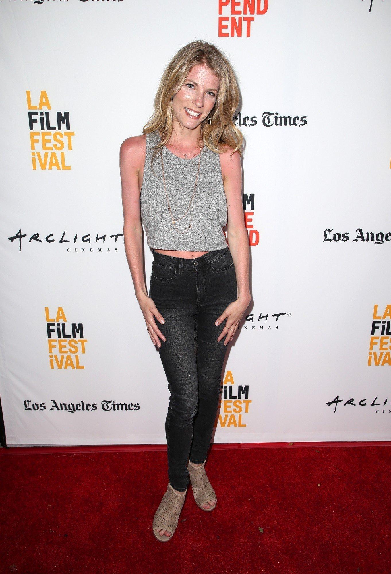 Morgan weed becks premiere at los angeles film festival nude (88 pic)