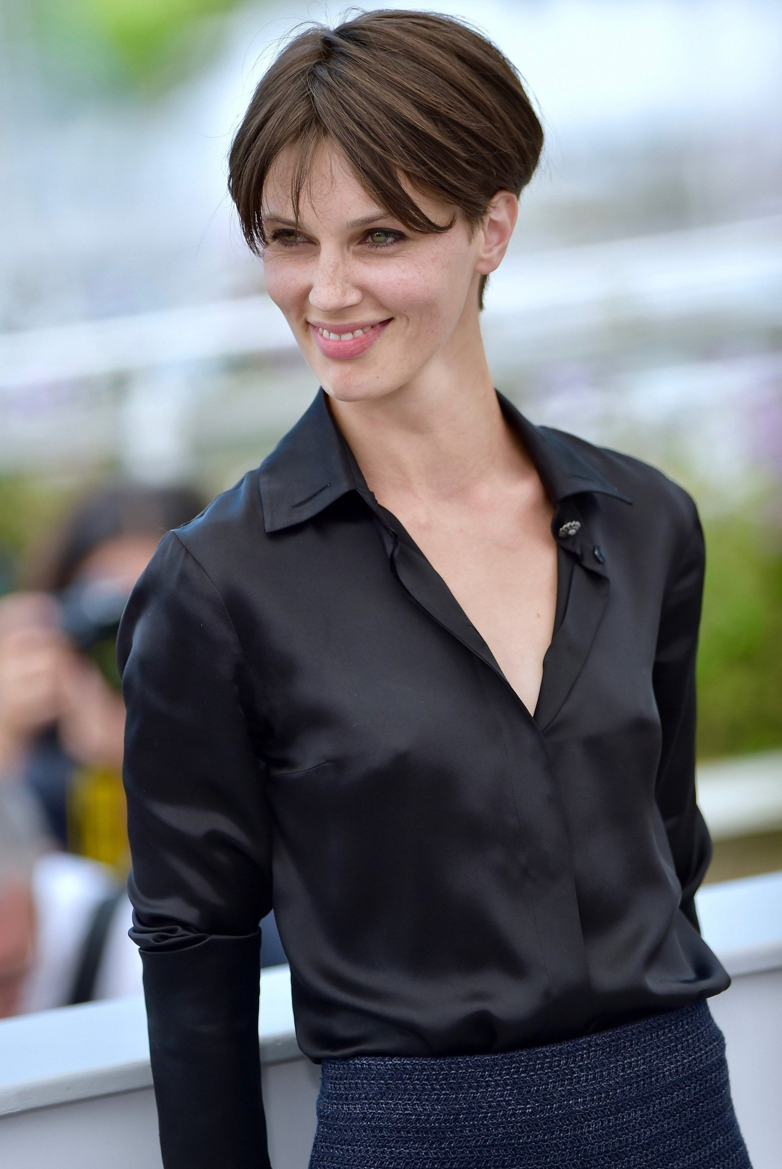 Marine Vacth - 70th Annual Cannes Film Festival - L'amant ...