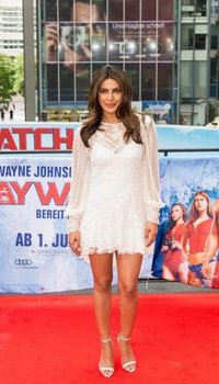 Priyanka Chopra - European Premiere of ' Baywatch ' at Sony Center