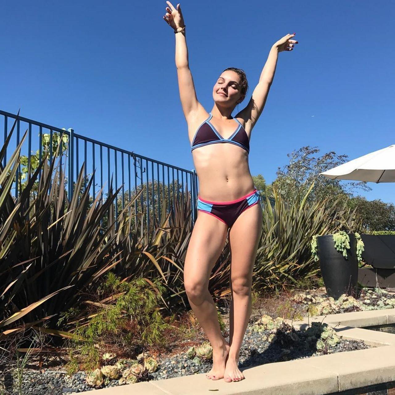 Camren Bicondova Bikini Photoshoot