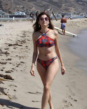 Blanca Blanco in Bikini on the Beach in Malibu   Picture 1531059