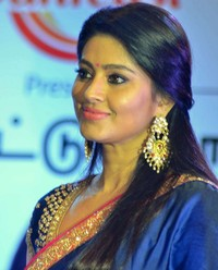 Actress Sneha Launches Sunfeast Biscuits Photos