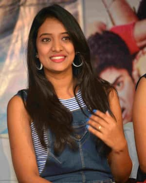 Saniha Yadav - Tora Tora Movie Press Meet Photos