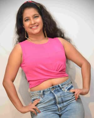 Actress Shubha Poonja Photos at Jaya Mahal Film Audio Release
