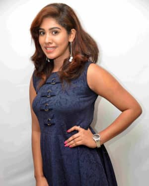 Priya (Kannada Actress) - Neenillada Male Film Press Meet Photos