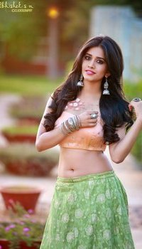 Nabha Natesh Latest Photoshoot by Abhishek SN