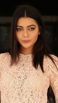 Actress Ruhi Singh at Bongu Movie Press Meet Photos