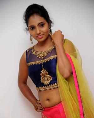 Nayana (Kannada Actress) - Shankanaada Film Audio Release Pictures