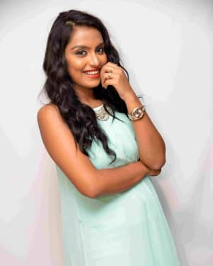 Vaishnavi Chandran - Susur Bathi Film Press Meet Photos