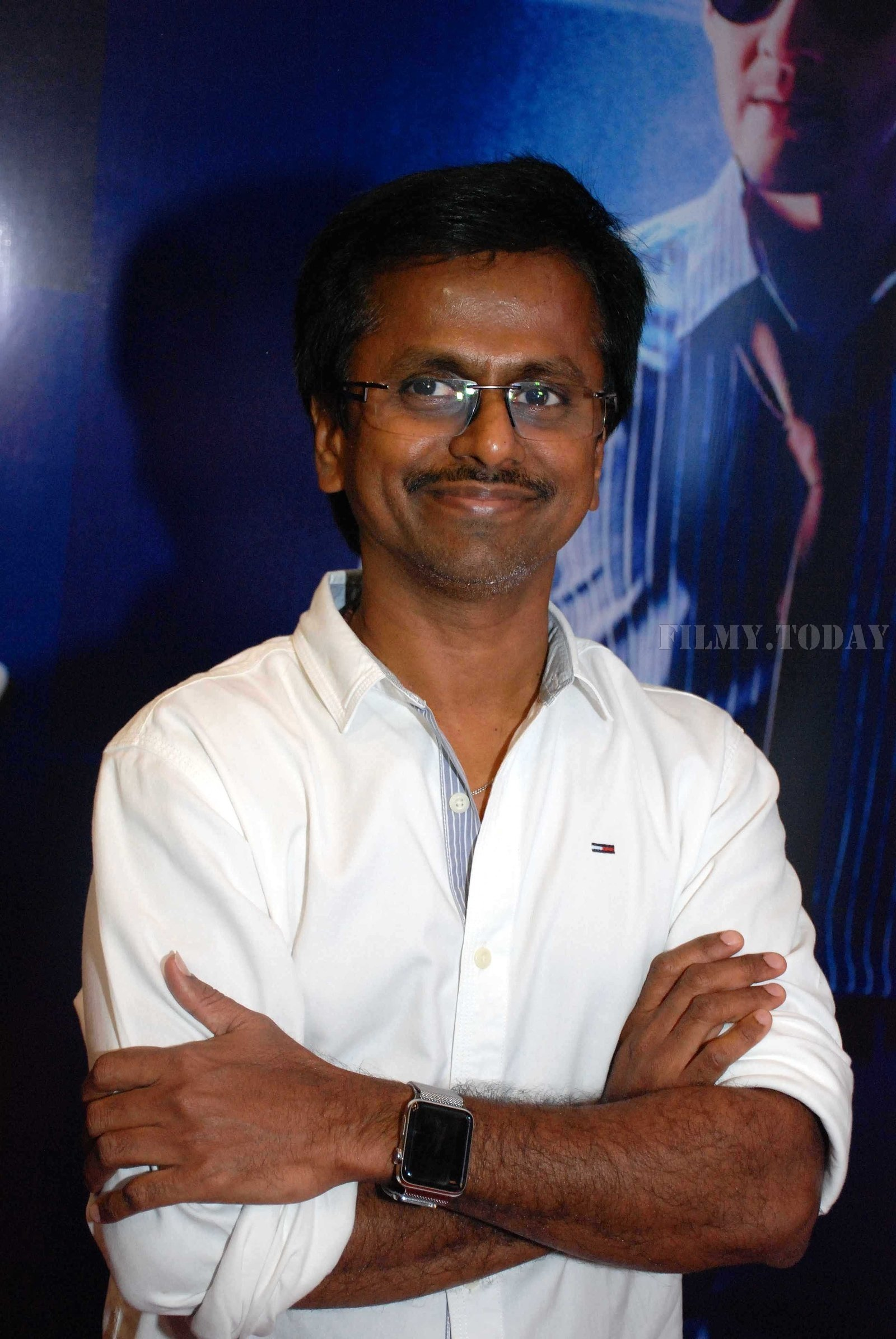A. R. Murugadoss - Spyder Press Meet in Bangalore Pictures | Picture 1531168