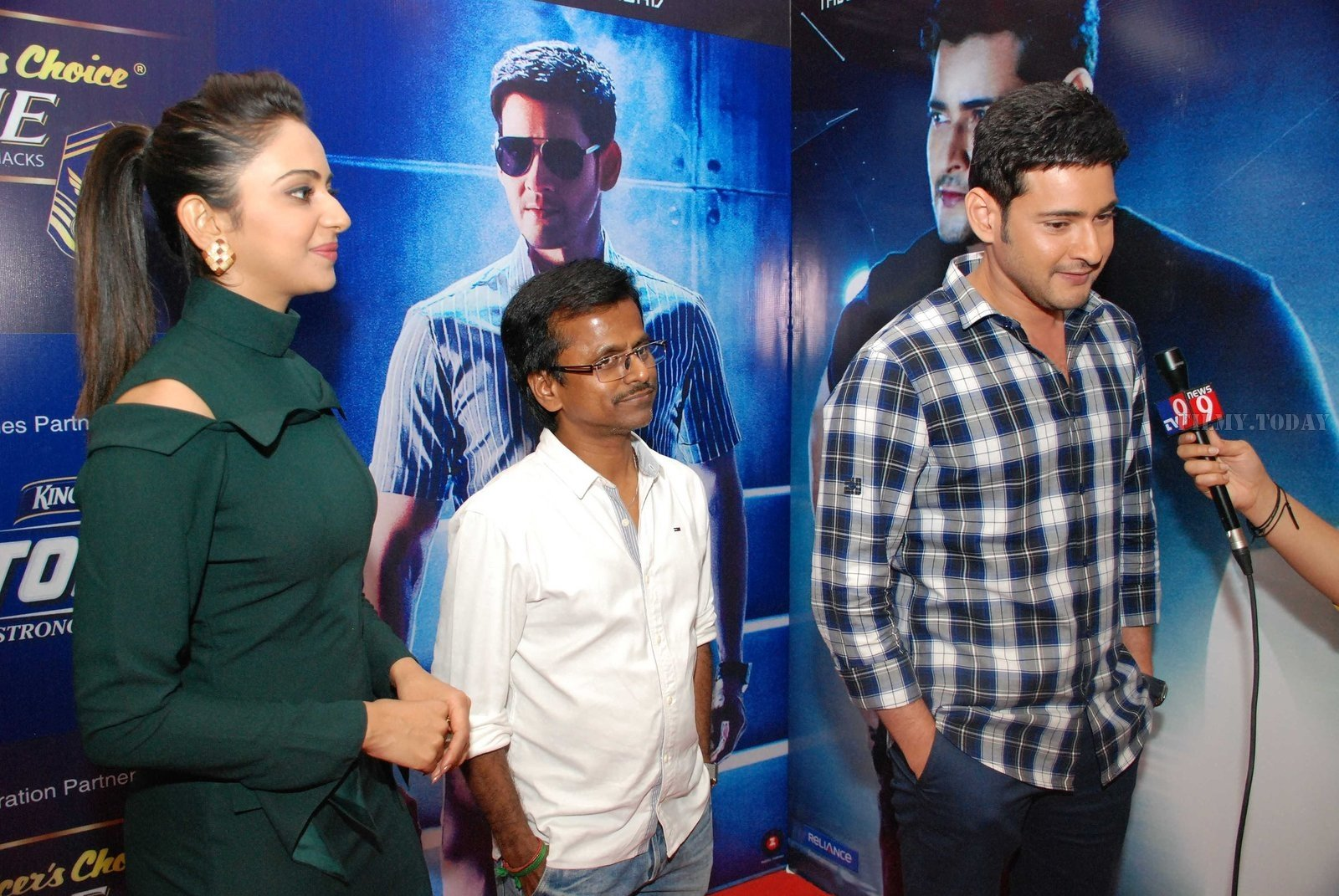 Spyder Press Meet in Bangalore Pictures   Picture 1531163