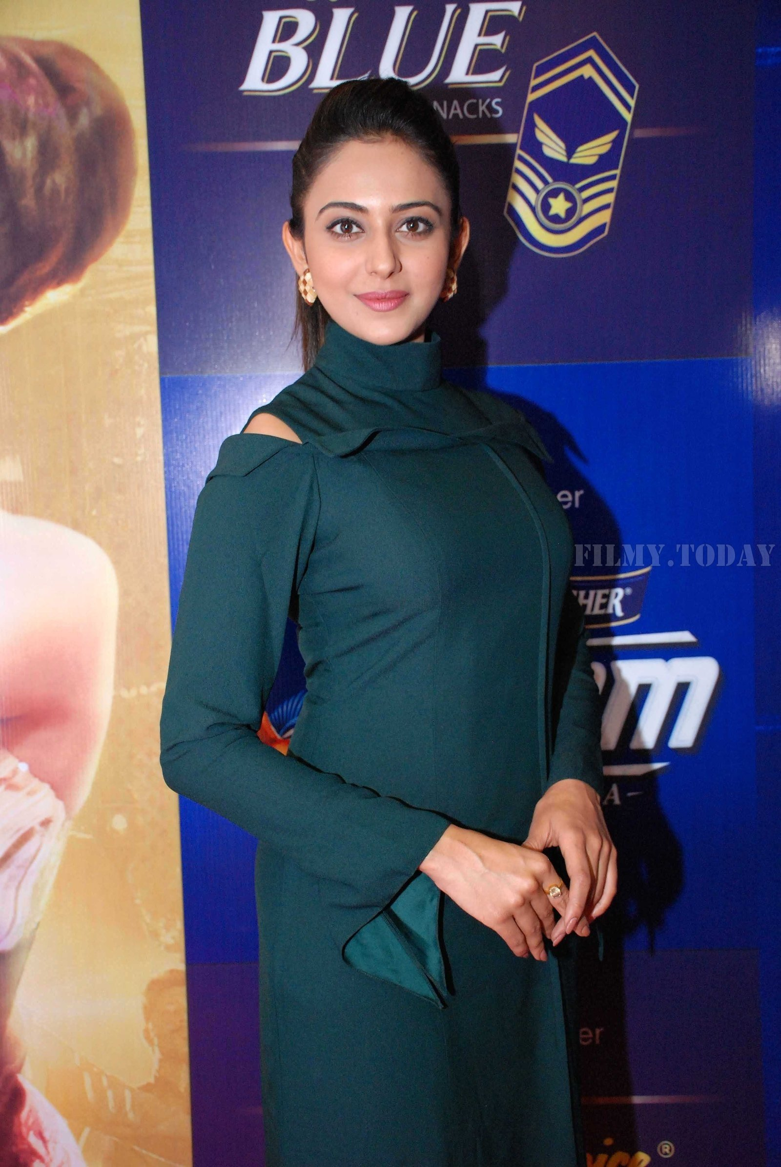 Rakul Preet Singh - Spyder Press Meet in Bangalore Pictures | Picture 1531170