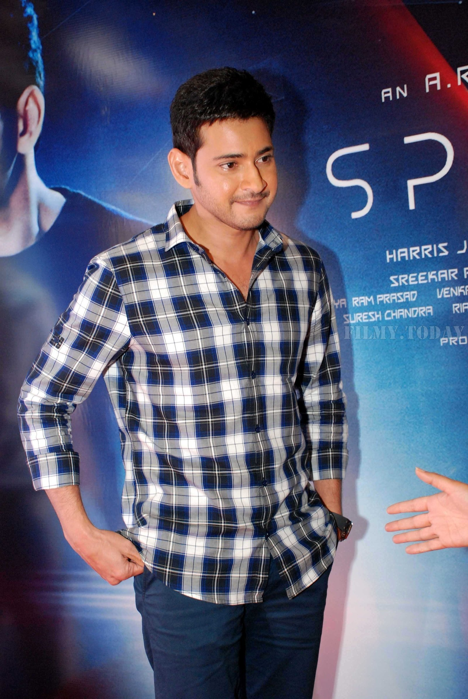 Mahesh Babu - Spyder Press Meet in Bangalore Pictures | Picture 1531162