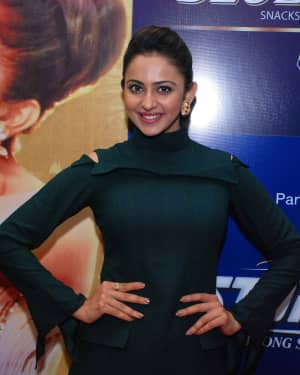 Rakul Preet Singh - Spyder Press Meet in Bangalore Pictures | Picture 1531167