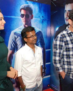 Spyder Press Meet in Bangalore Pictures