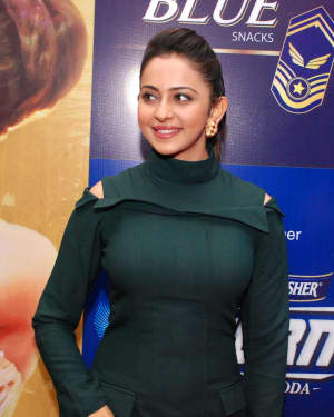 Rakul Preet Singh - Spyder Press Meet in Bangalore Pictures | Picture 1531171