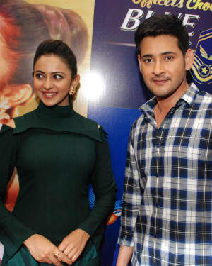 Spyder Press Meet in Bangalore Pictures | Picture 1531173