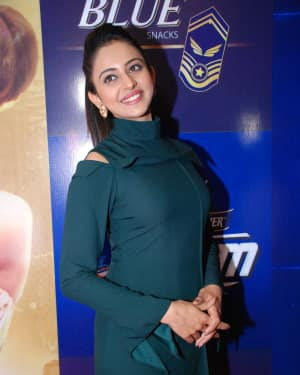 Rakul Preet Singh - Spyder Press Meet in Bangalore Pictures | Picture 1531169