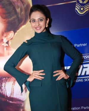 Rakul Preet Singh - Spyder Press Meet in Bangalore Pictures | Picture 1531166