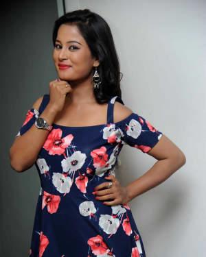 Anusha Rai - Mahanubhavaru Audio Release Photos