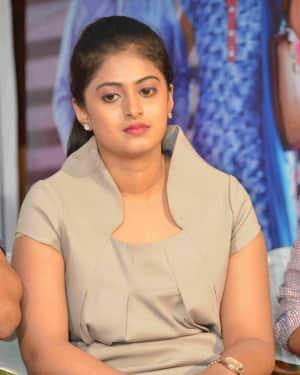 Megha Sri - Krishna Tulasi Kannada Film Press Meet Photos | Picture 1578616