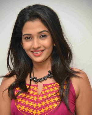 Sonal Monteiro Photos at Abhisarike Film Press Meet