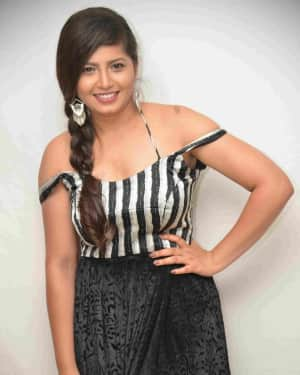 Disha Poovaiah - Saligrama Kannada Film Press Meet Photos