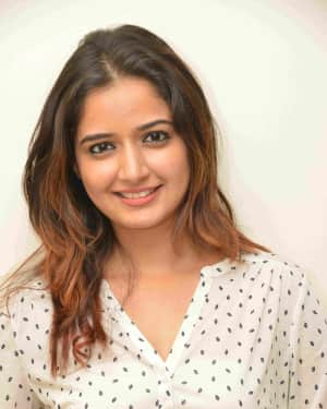Ashika Ranganath - Raju Kannada Medium Film Press Meet Photos