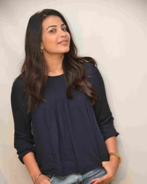 Kavya Shetty - 3 Gante 30 Dina 30 Second Film Press Meet Photos